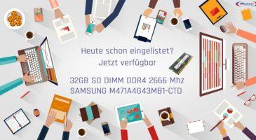 Samsung 32GB SO-DIMM