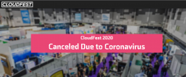 CloudFest 2020 cancelled