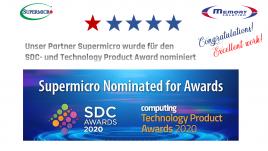 SDC- und Technology-Product Award