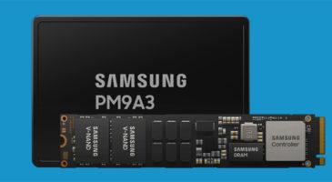 SSD Samsung PM9A3