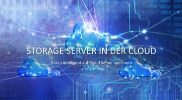 Storage Server Cloud